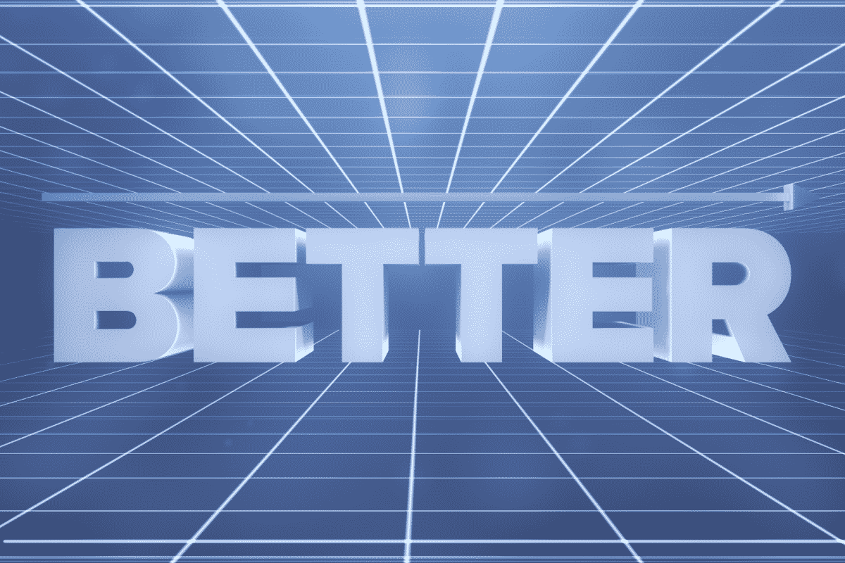 BETTER – Visual Intro Design