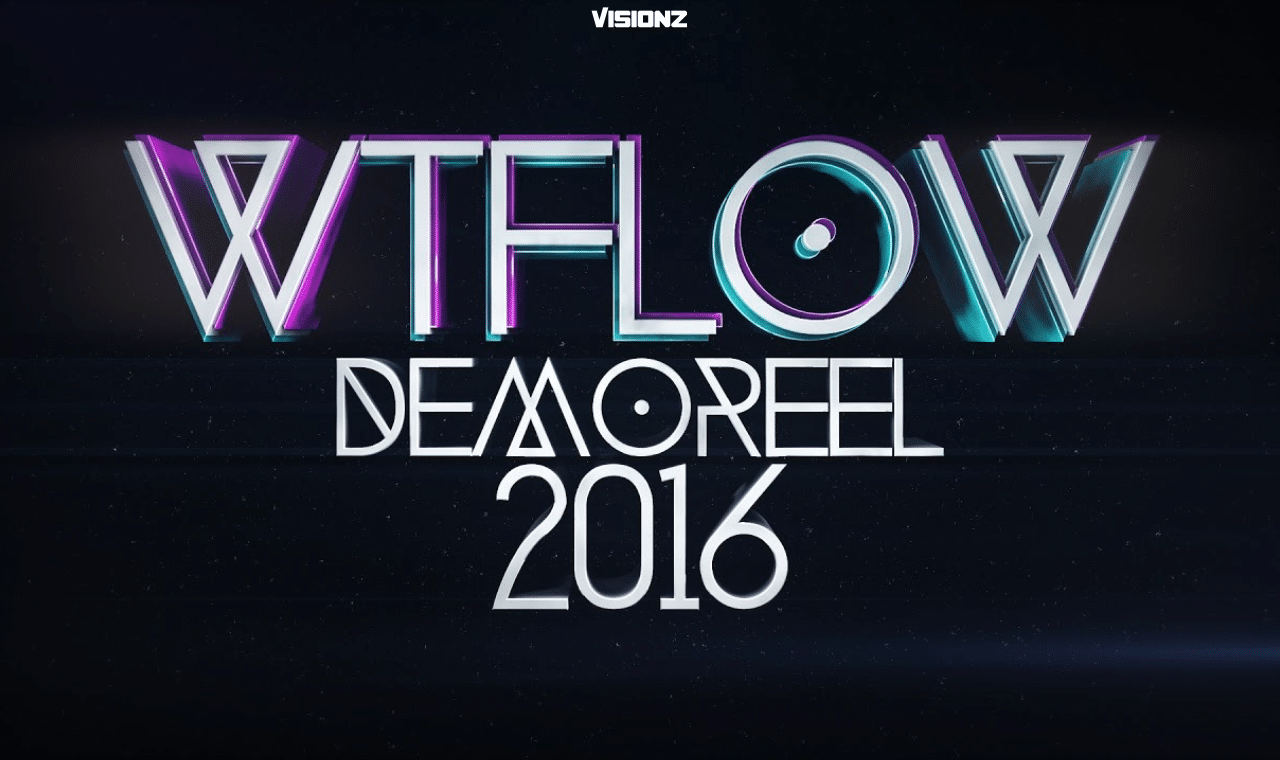 WTFLOW – DemoReel 2016