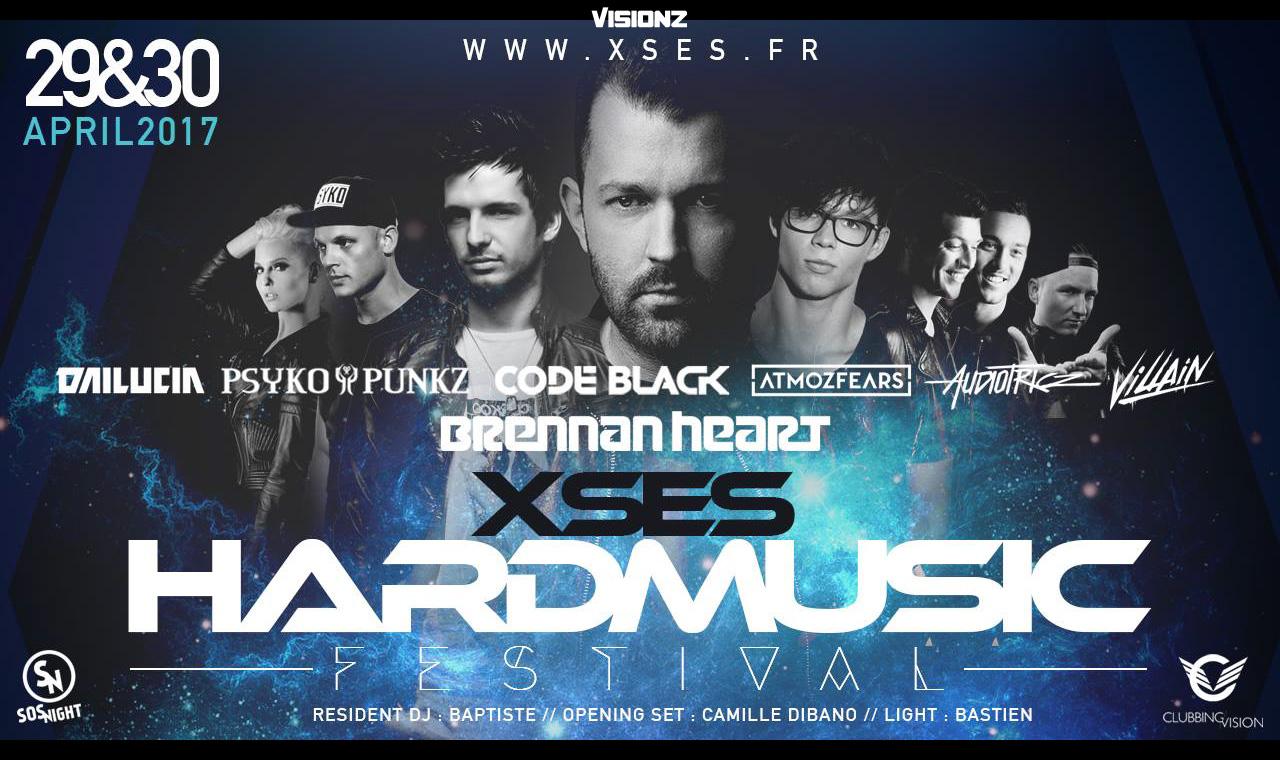 Visionz @ Xses Hard Music Festival