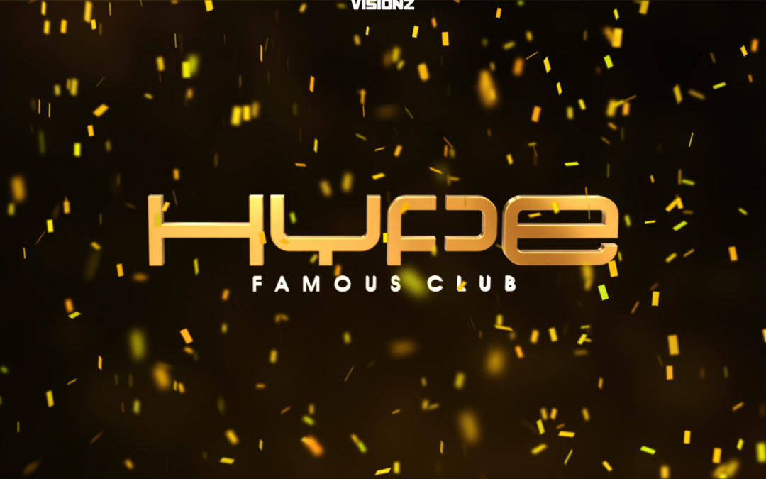 HYPE CLUB – Visual Pack 2018