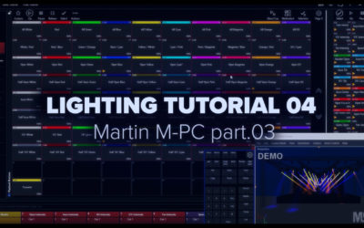LIGHTING TUTORIAL 04 – Martin MPC part.03