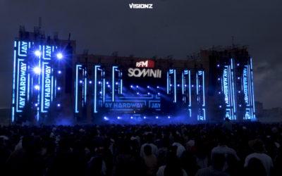 JAY HARDWAY – VJing Live @ RFM Somnii & Sunrise Polen